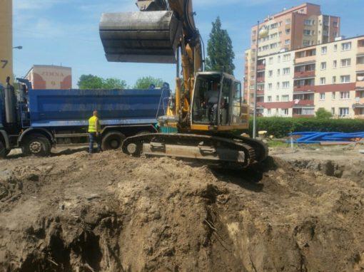 Rozbudowa domu pomocy społecznej Gdańsk